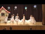 Елка ? в Икше « Танец снежинок»??❄️