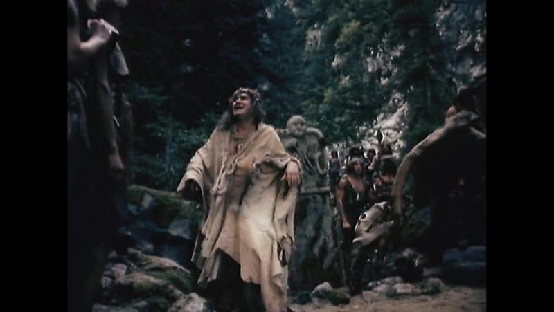 Две стрелы. Детектив каменного века (1989)