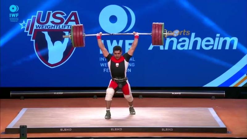 Mohamed Ehab _ 2017 Mens 77kg
