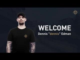 Welcome, dennis!