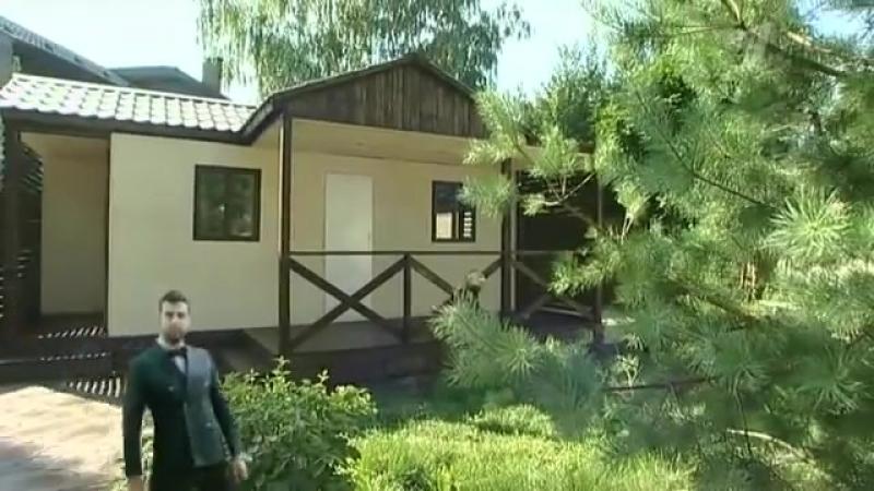 Фазенда. Дом викинга из бытовки