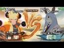 Команда 7 против Кагуя и Мадара