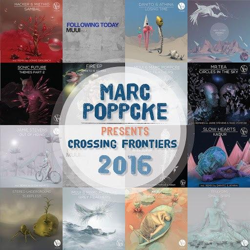 Marc Poppcke альбом Marc Poppcke Presents Crossing Frontiers 2016
