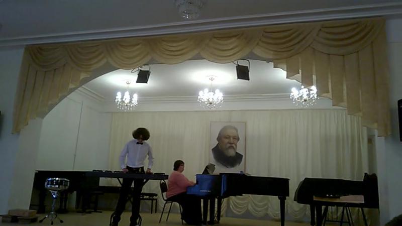 Г. Рзаев. Концертино