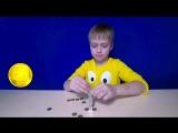 💰ФОКУСЫ ДЛЯ ДЕТЕЙ С МОНЕТАМИ💰  и их секреты как делать для начинающих эксперимент с магнитом