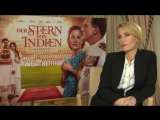 VICEROYS HOUSE Interview Gillian Anderson - X-Files - Akte X - India