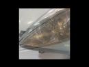 Детейлинг фар Lexus ES300