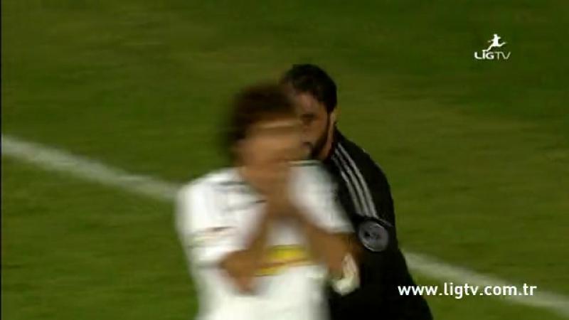 2013 - 2014 Sezonu - Akhisar Bld.Spor-Beşiktaş dakika 54 gol Hugo Almeida
