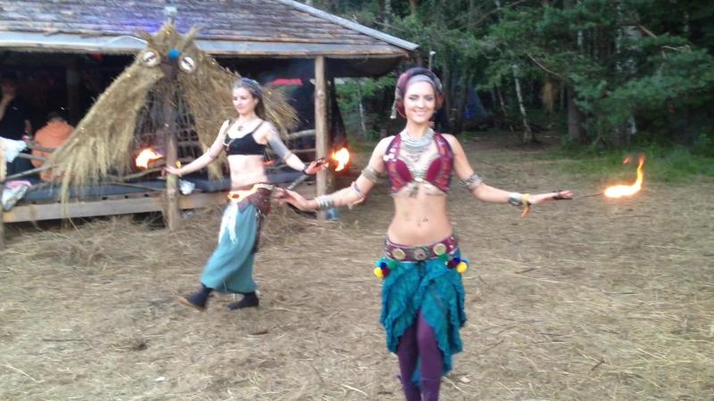 IITS on Chillout Planet 2017 Juliana Shakti Leto Maya Volna