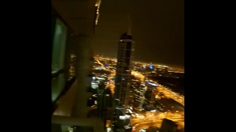 Дубай (ОАЭ). Февраль 2018.