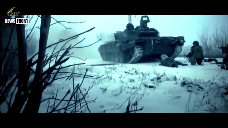 Новый клип«ВОЙНА» ⁄ «WAR» [Посвящен всем бойцам ДОНБАССА] © (official music video)