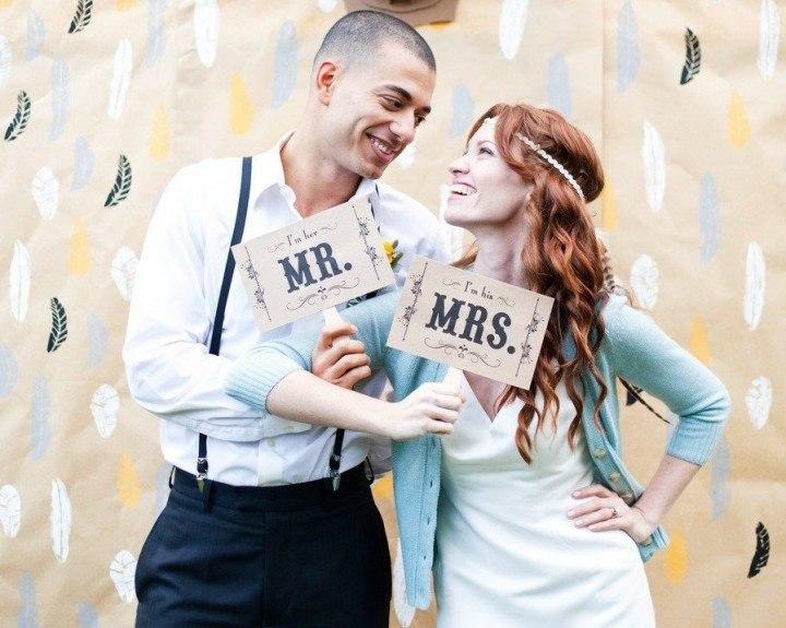 Стиль свадьбы «Любовное гнёздышко»