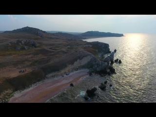 Крым. Генеральские пляжи. (часть 1)