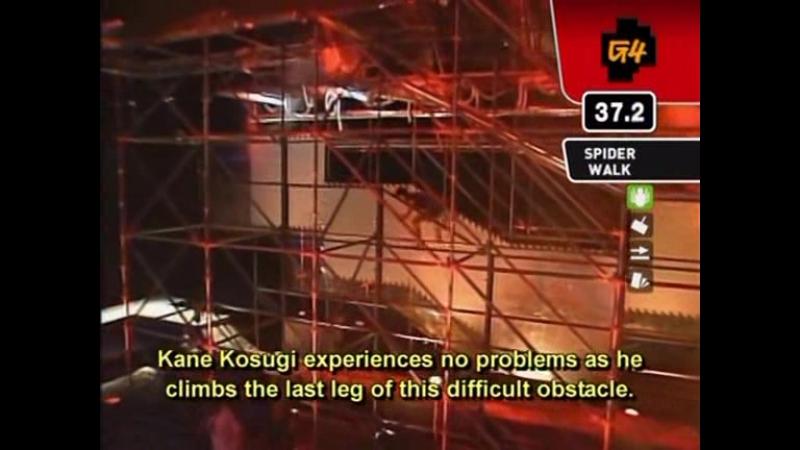 [SHIZA Project] Ninja Warrior Sasuke 04 [2 of 3] [RUS ENG] [576x432 XviD] [NIKITOS OSLIKt]