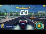 Asphalt 8 I'm in Champions, super sound McLaren MP4-25