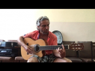 Chris Rea-On the Beach-cover Garri Pat