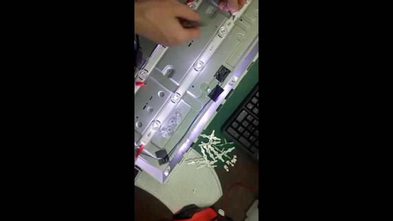 телевизор lg 42lb552v нет подсветки(1)