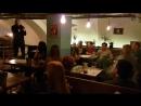 Stand Up Petersburg  в  коктейльно-кальянном баре Roomie Bar тел. +7(812)9709750  Большая Конюшенная 9