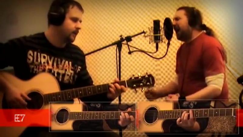 Я хочу быть с тобой НАУТИЛУС ПОМПИЛИУС Как играть на гитаре 3 партии Акко