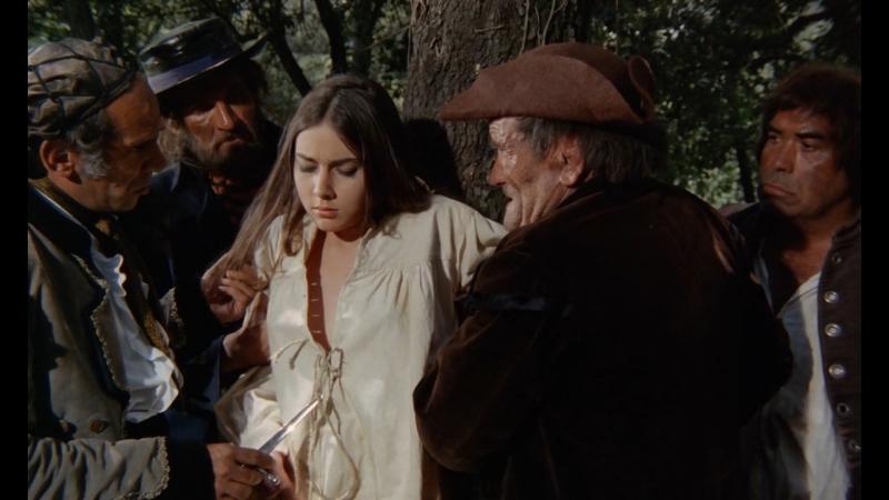 худ.фильм про бдсм (bdsm, бондаж, подчинение, насилие, садизм): Marquis de Sade: Justine(Жюстина маркиза Де Сада) - 1969 год