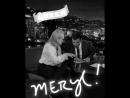 Мерил Стрип за кулисами шоу Jimmy Kimmel Live (8.01.2017)