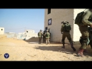 Cypriot, Israeli soldiers train together in mock Arab town