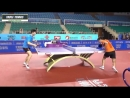 Ma Long Backhand Flick Technique Slow Motion 2016 Table Tennis