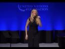 VIDEO Ellie 18 October at the 2017 Global Leadership LMLYD @unfoundation