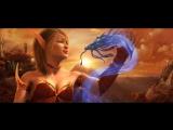 Вступительный ролик к The Burning Crusade