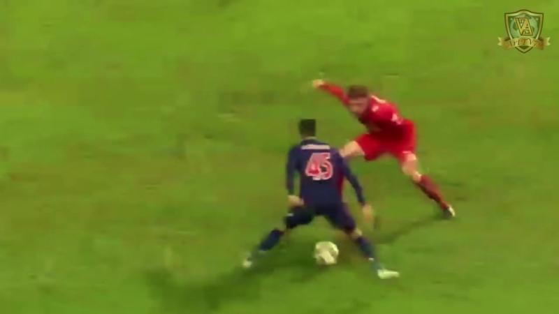 Justin Kluivert vs Twente