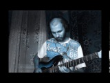 Алексей Деменков - Переведи меня через майдан (instrumental cover. Jackson 8 strings)