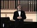 Rossini Pavel Zverev Cavatina Dandini Dall'opera Cenerentola