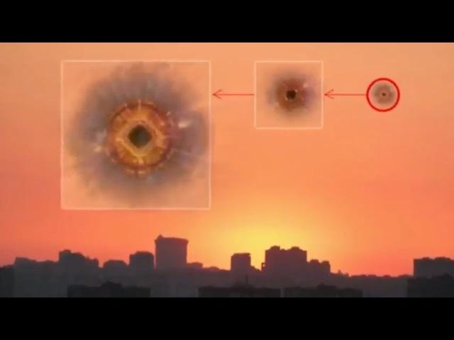 НЛО над Москвой! Что нужно пришельцам? Загадки человечества.