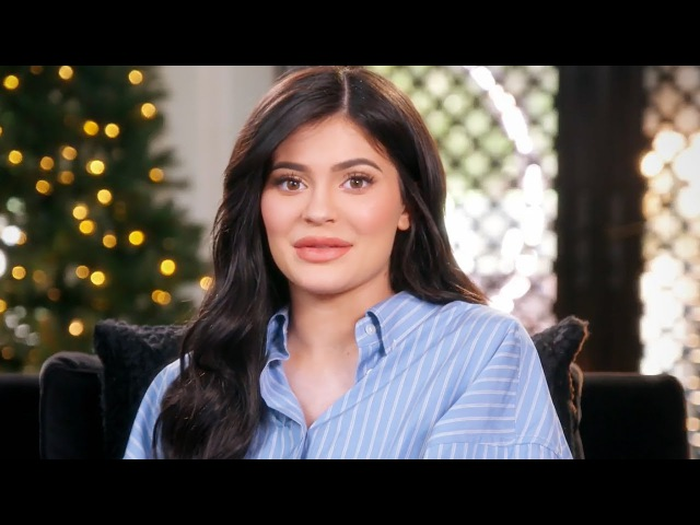 Kylie Jenner Pregnancy Reveal On Keeping Up With The Kardashians
