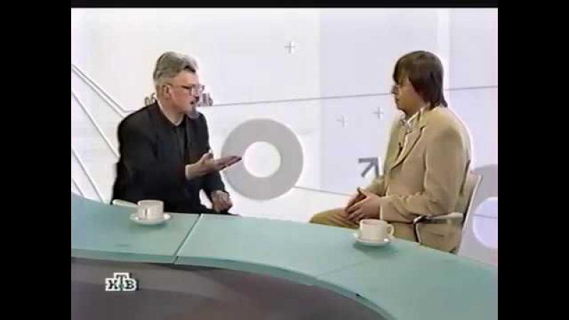 Эдуард Лимонов в передаче Обозреватель на НТВ (13.03.2004)