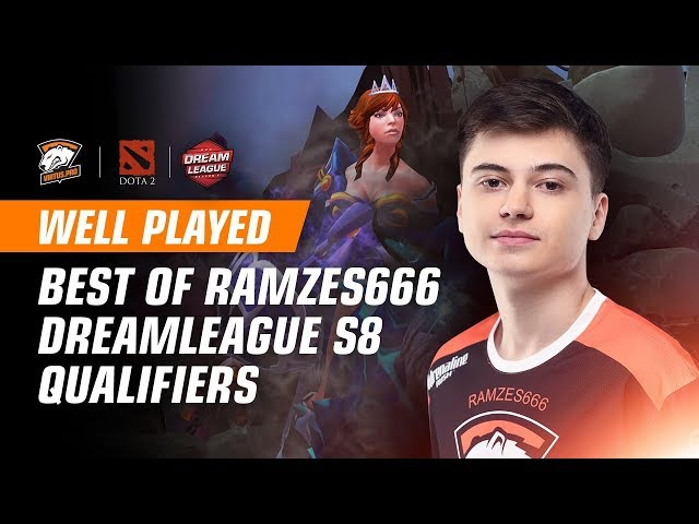 WELL PLAYED | Triple rampage vs OG and RAMZES666 highlights in Dreamleague qualifiers