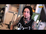 Jason Hook talks about the new 5FDP album on Metal XS T.V.