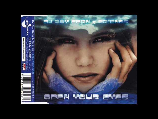 DJ Ray Corn Friends - Open Your Eyes (Extended Edit) (Germany) (Trance) (1999)