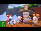 Super Lucky's Tale— E32017— Анонс в 4K