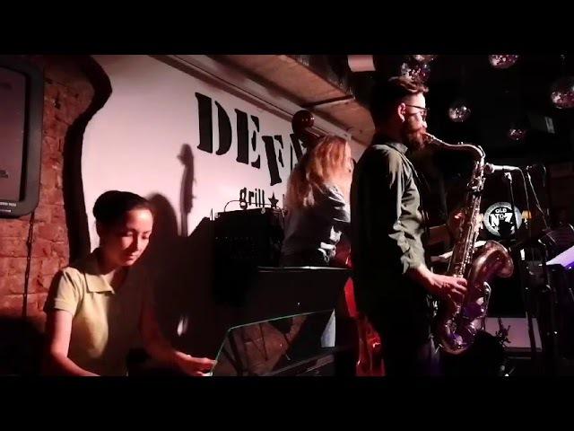Masala Quartet ft Дарья Шорр Максим Фролов - Kiss to the skies (Kenny Garrett)