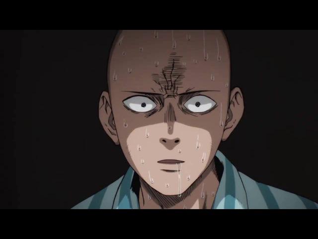 Приколы аниме Ванпанчмен Сайтама Генос Секреты и уничтожение храма эволюции