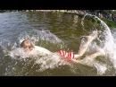 На озеро по НАВИГАТОРУ Знакомства и веселье