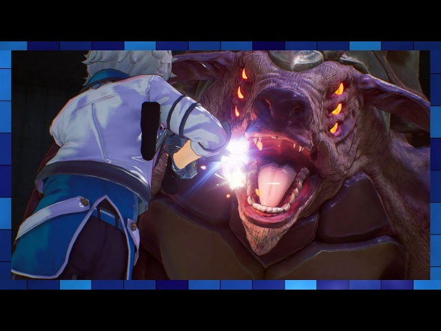 Sword Art Online: Fatal Bullet - Online Co-op Boss Battles Gameplay