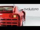 Evoluzione Ferrari F40 Studio version