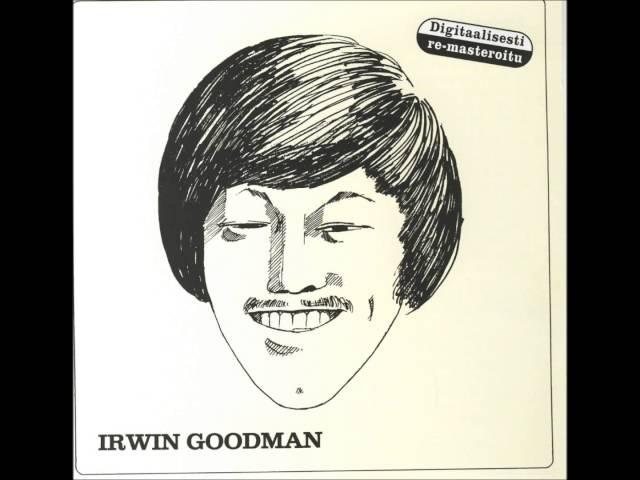 Irwin Goodman Vaikka synnyimmekin ihmisinä