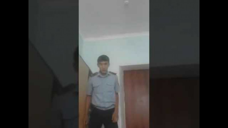 Конвоир избил педофила в Сатпаеве