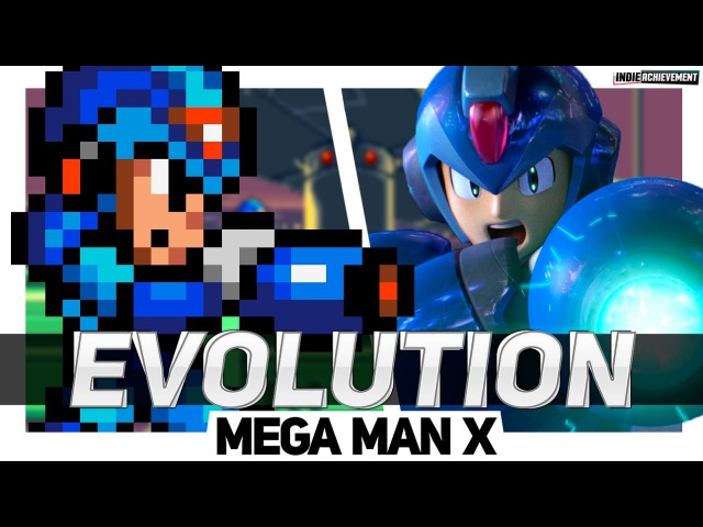 Evolution of MegaMan X