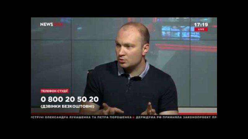 """Бузаров: Молдова находится под серьезным влиянием Румынии. """"Хронология"""" с Голо..."""