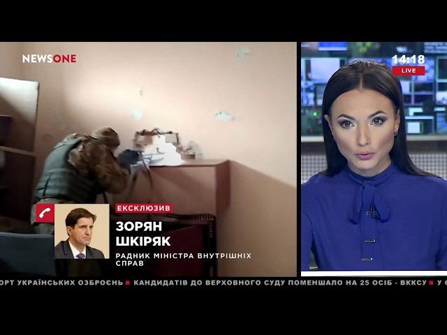 Шкиряк: главари оккупированных территорий исполняют план России 18.07.17