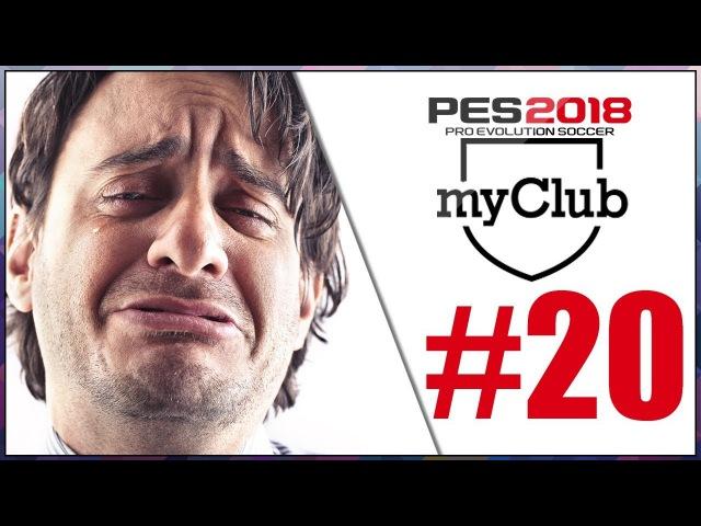 MyClub 20 - Chegou a Hora - Emoções em PES 2018